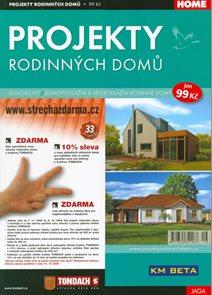 Projekty Rodinných domů 2006 Podzim/Zima