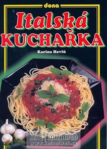 Italská kuchařka - 2.vydání