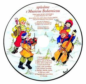 Veselé Vánoce s CD + Vánoční vystřihovánky