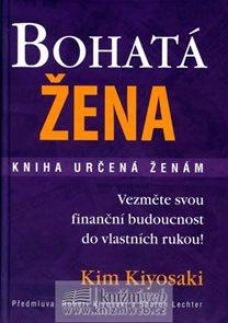 Bohatá žena - kniha určená ženám