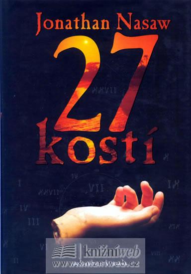 27 kostí - Nasaw Jonathan
