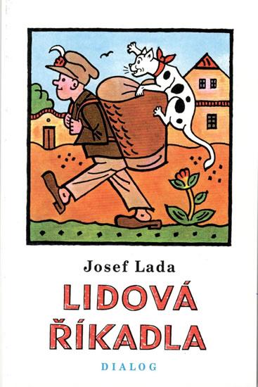 Lidová říkadla Josef Lada - Lada Josef