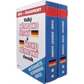 Velký Č-N a N-Č slovník - box - 2 knihy