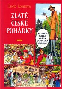 Zlaté české pohádky - Komiks podle Karla Jaromíra