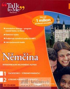 Talk to Me Němčina - sada začátečníci až pokročilí - 2CD-ROM