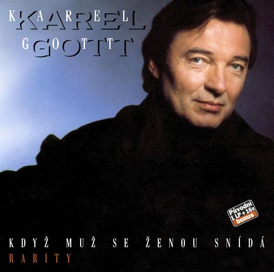 Když muž se ženou snídá 2CD - Gott Karel