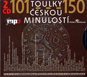 Toulky českou minulostí 101-150 - 2CD/mp3