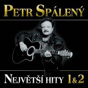 Petr Spálený - Největší hity 1&2 2CD