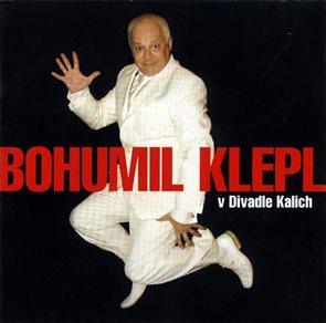 Bohumil Klepl v divadle Kalich - CD