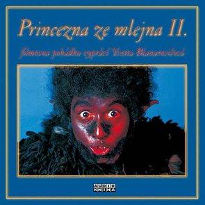 Princezna ze mlejna II - čte Blanarovičová Iveta - 2 CD