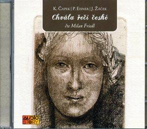 Chvála řeči české  - čte Friedl, Milan - CD