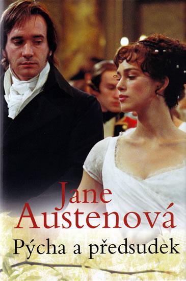 Pýcha a předsudek - Austenová Jane - 12x21 cm