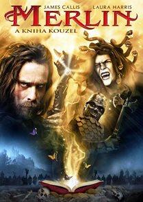 Merlin a kniha kouzel - DVD