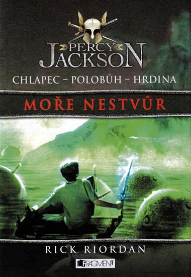 Percy Jackson 2 - Moře nestvůr - Riordan Rick