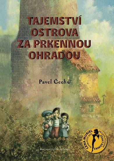 Tajemství ostrova za prkennou ohradou - Čech Pavel