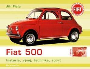 Fiat 500 - historie, vývoj, technika, sport