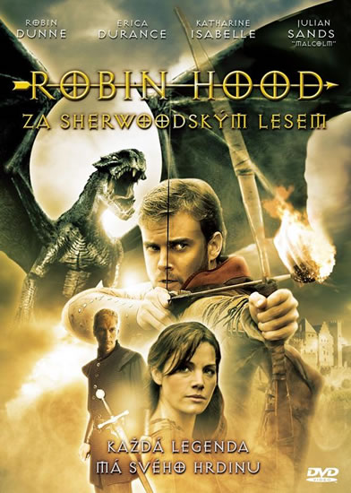 Robin Hood - DVD - neuveden