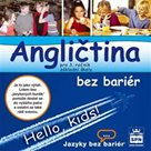 Angličtina bez bariér pro 3.ročník základní školy - CD-ROM pro dyslektiky
