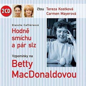Hodně smíchu a pár slz - 2 CD (Tereza Kostková, Carmen Mayerová)