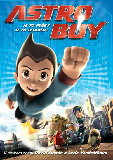 Astro Boy - DVD - neuveden