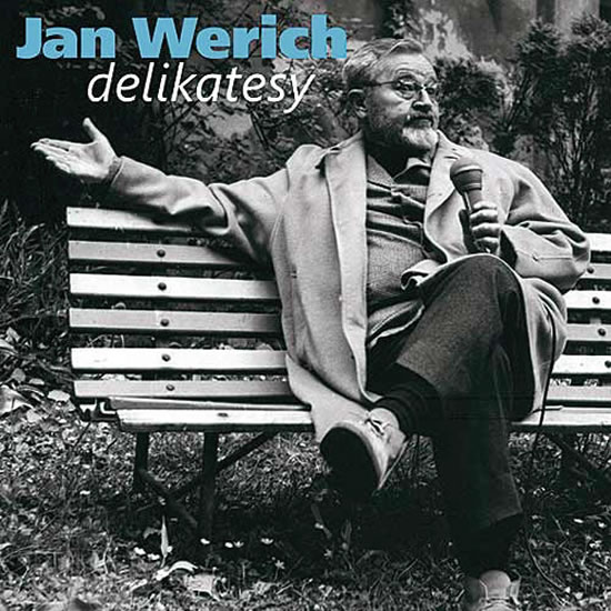 Werich Jan - Delikatesy CD - Werich Jan