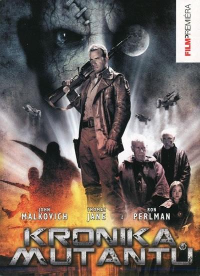 Kronika mutantů - DVD - neuveden