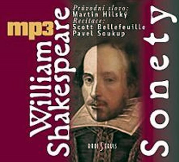Sonety - CD mp3 - Shakespeare William