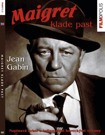 Maigret klade past - DVD - neuveden