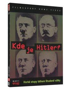 Kde je Hitler? - DVD digipack