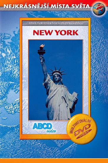 New York - Nejkrásnější místa světa - DVD - 2. vydání - neuveden