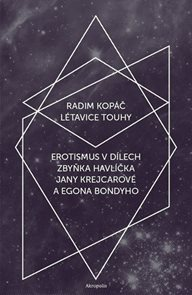 Létavice touhy - Erotismus v dílech Zbyňka Havlíčka, Jany Krejcarové a Egona Bondyho