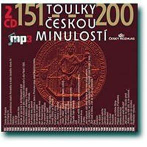 Toulky českou minulostí 151-200 - 2CD/mp3