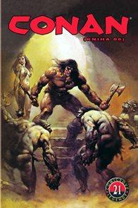 Conan (kniha O6) - Comicsové legendy 21