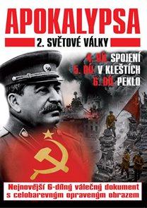 Apokalypsa 2. světové války 4.-6. díl - DVD