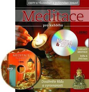 Meditace pro každého + DVD