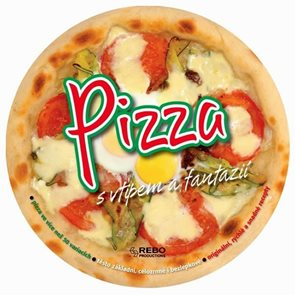 Pizza s vtipem a fantazií - 2. vydání