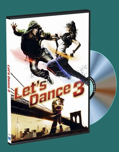 Let´s dance 3 - DVD - neuveden