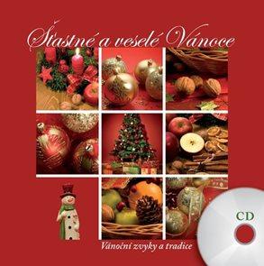 Šťastné a veselé Vánoce - CD + kniha