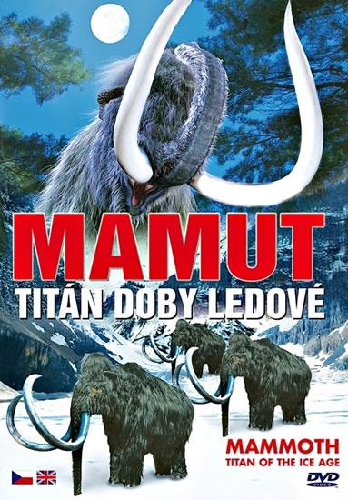 Mamut - Titán doby ledové - DVD - neuveden