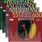 Toulky českou minulostí - komplet 401-600 - 8CD mp3