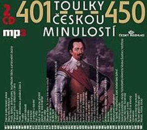 Toulky českou minulostí 401-450 - 2CD/mp3