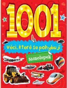 1001 samolepek - Věcí, které se pohybují