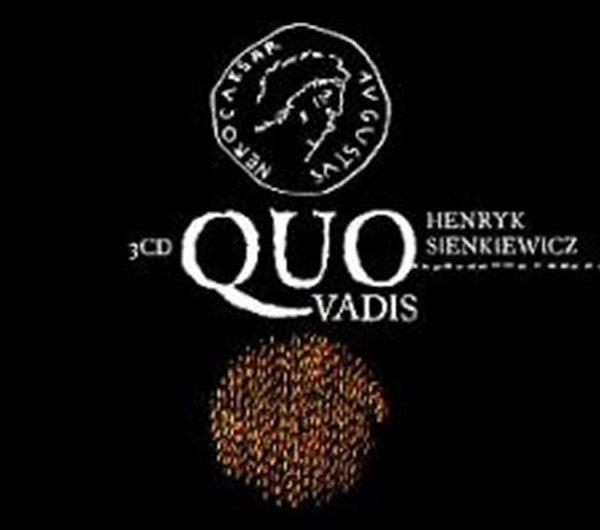 CD Quo vadis - Sienkiewicz Henryk - 14x13 cm