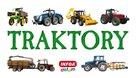 Skládanka - Traktory