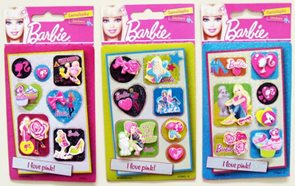 Barbie/Sam Handiwork