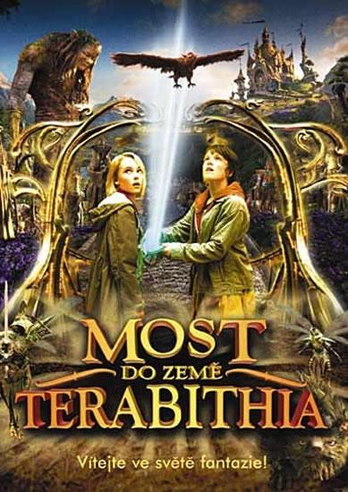 Most do země Terabithia - DVD - neuveden