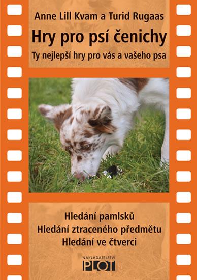 Hry pro psí čenichy - DVD - Kvam Anne Lill