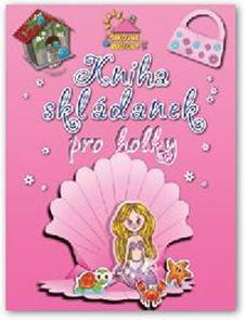Kniha skládanek pro holky – šikovné ručičky