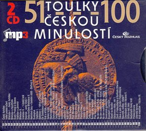 Toulky českou minulostí 51-100 - 2CDmp3