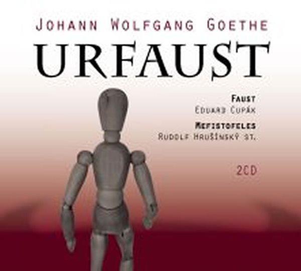 Urfaust - 2CD - Goethe Johann Wolfgang